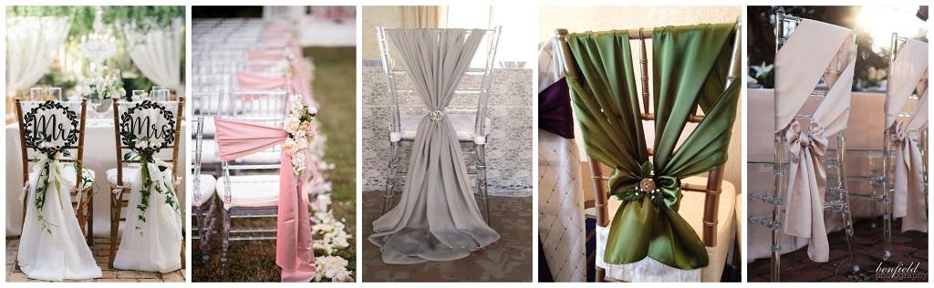 svadba, vjenčanje, stolice