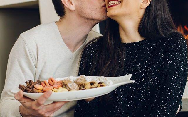 Proslava godišnjice braka proslava je rođenja cijele obitelji/Ljubav supružnika/LJubav/Brak