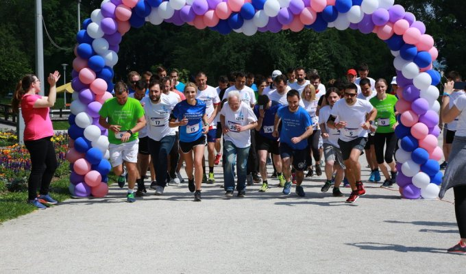 Utrka za život - mali i veliki trče za nerođene