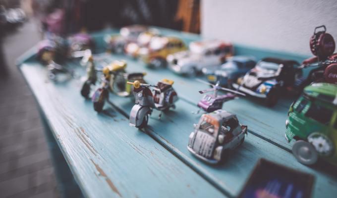 Potaknite interese svoje djece kroz kolekcionarske hobije, Igre i aktivnosti za djecu