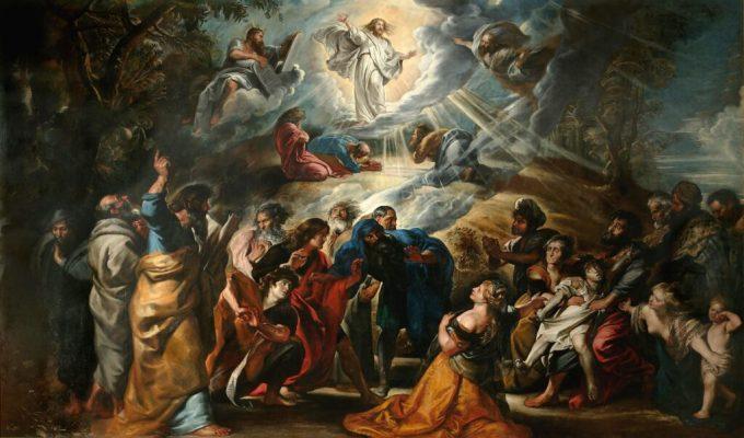 Preobraženje Gospodinovo: Odsjaj Neba na zemlji