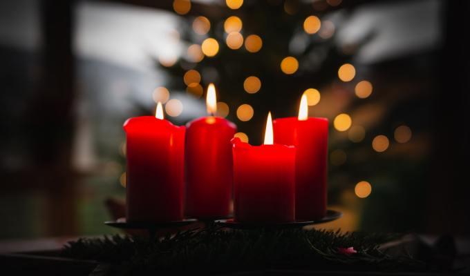 došašće liturgijska godina u obitelji obitelj advent