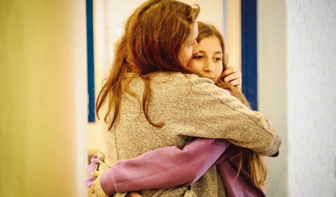 Tri strasti - obiteljske aktivnosti uz četvrtu nedjelju došašća; Zagrljaj mira