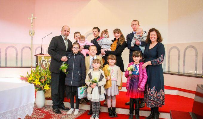 Lucija Stipanović, majka 12 djece, Bog stvarno postoji i snažan je