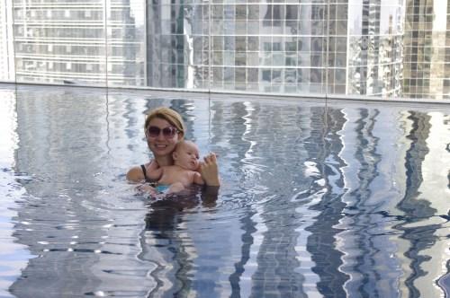 Baby in Dubai: Bonnington Jumeirah