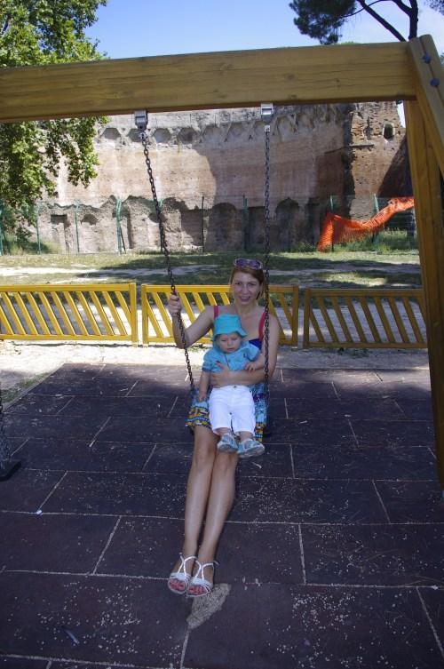 Rome Parco de Colle Opio