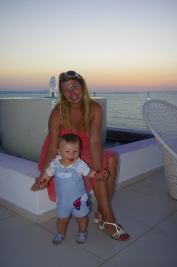 Best places to stay in Crete with toddler