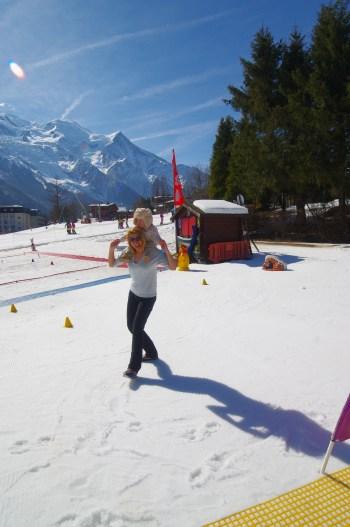 Chamonix with kids - jardin d'hiver