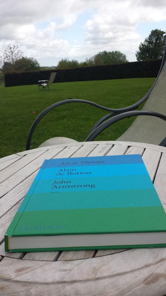 Calcot Manor books - Alain de Botton
