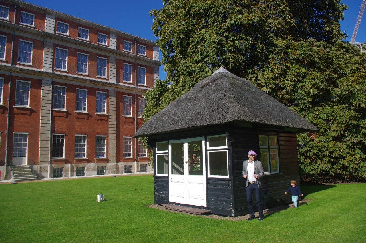 London Open House: Marlborough House
