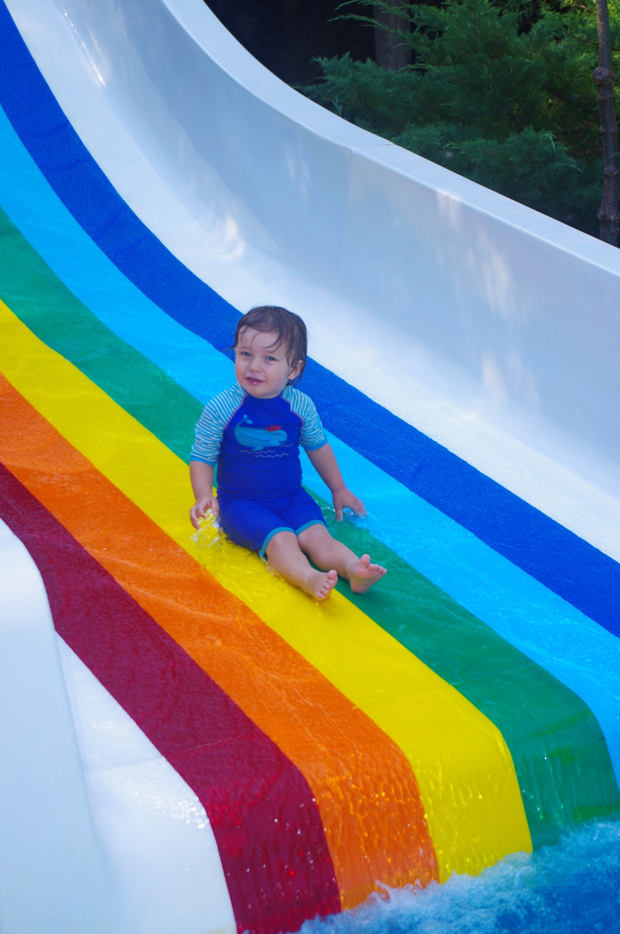 Dalaman Turkey holidays for kids - Water Slide