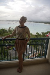 Barbados babymoon