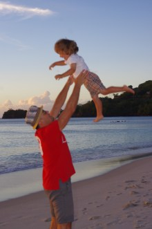 Best time for babymoon with toddler