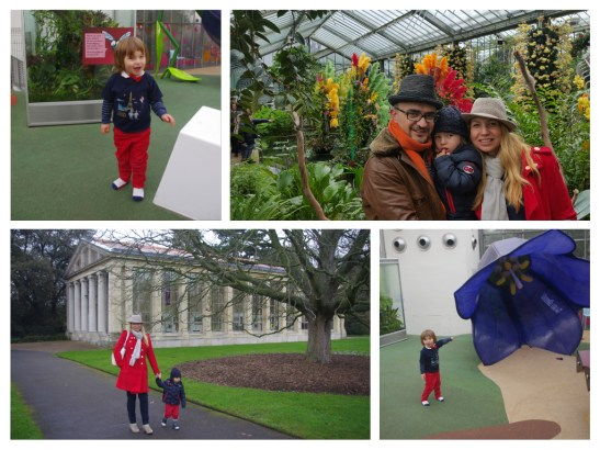 Kew gardens: best things to do in London with toddlers