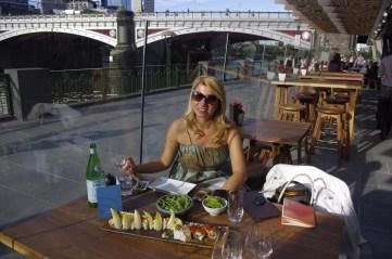 Melbourne babymoon, sushi