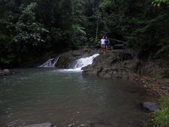 Dominica island Chaudiere pool
