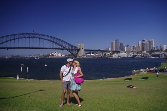 Sydney babymoon