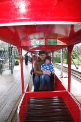 Miniature railway London