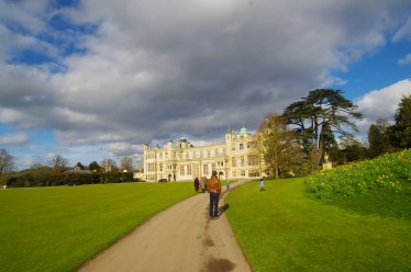 Audley House Easter