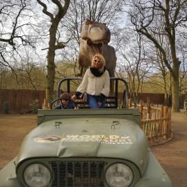 Paradise Wildlife Park dinosaurs