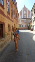 Brasov with kids: city centre