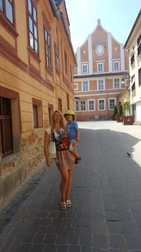 Brasov with kids: city centre