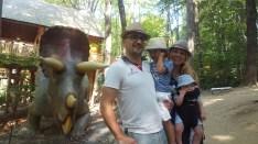 Brasov with kids: Dinoparc, Rasnov