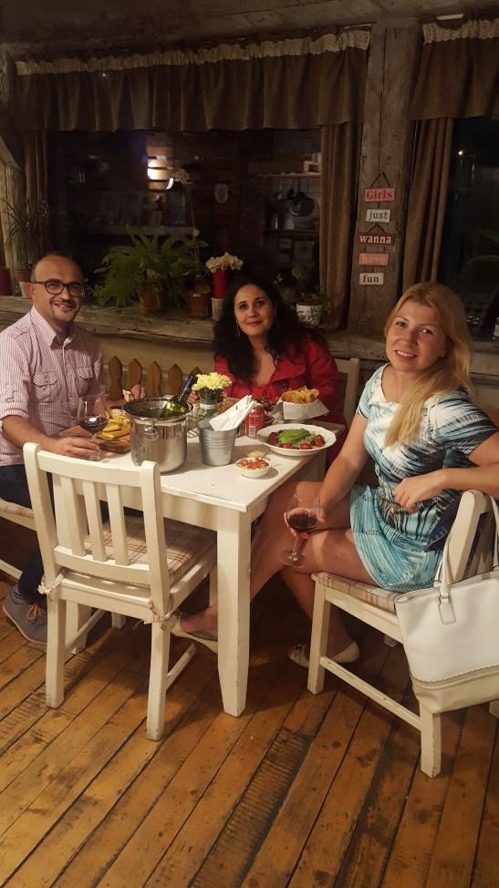 Brasov with kids: Bistro Ma Cocotte