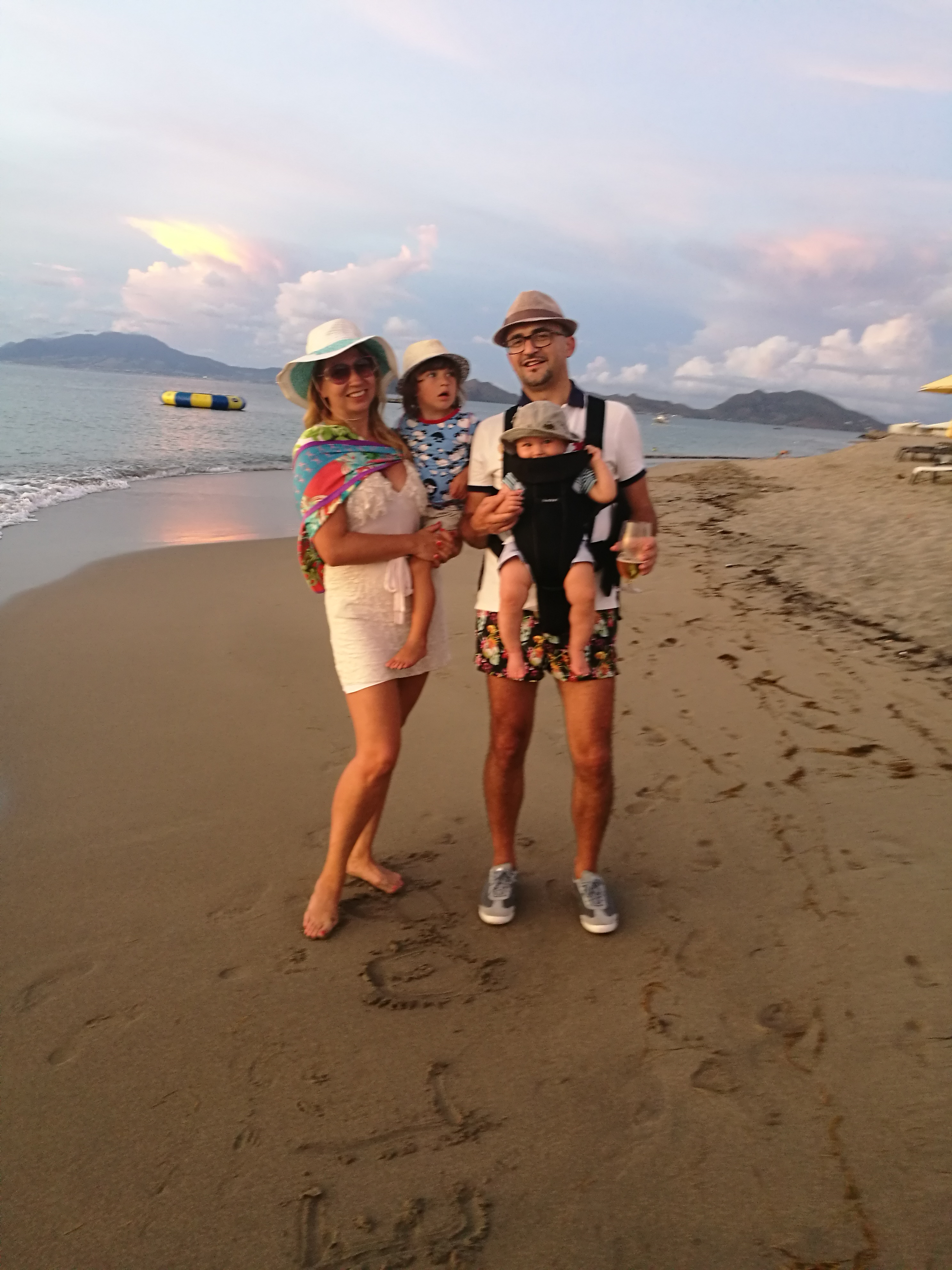 Nevis with kids: the beach