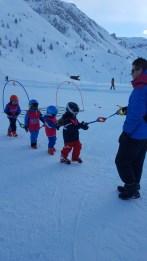 Tignes with kids Esprit ski school