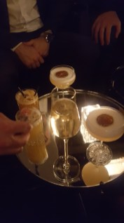 Paris in March - cocktails