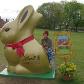 Easter activities for kids in London - Hampton Court