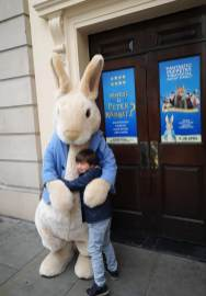 Where is Peter Rabbit - Haymarket theatre