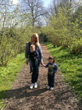 Day out Dyrham Park: tha gardens