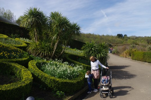 Eden project: the gardens