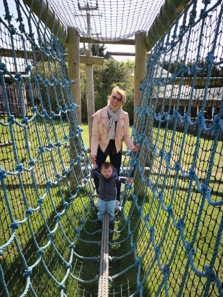 Day out Devon: The playground