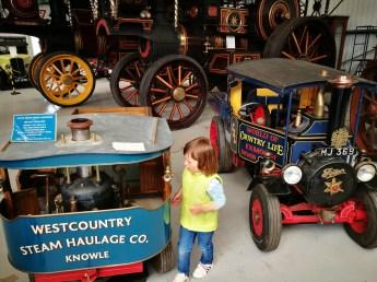 Day out Devon: vintage cars