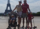 Paris with kids - La Tour Eiffel