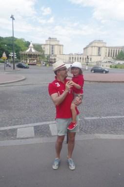 Paris with kids Eiffel Tower