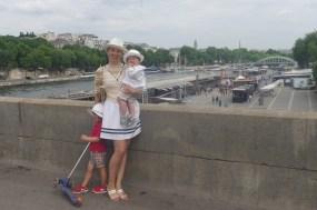 Paris with kids: La Seine