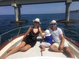 island hopping Italy