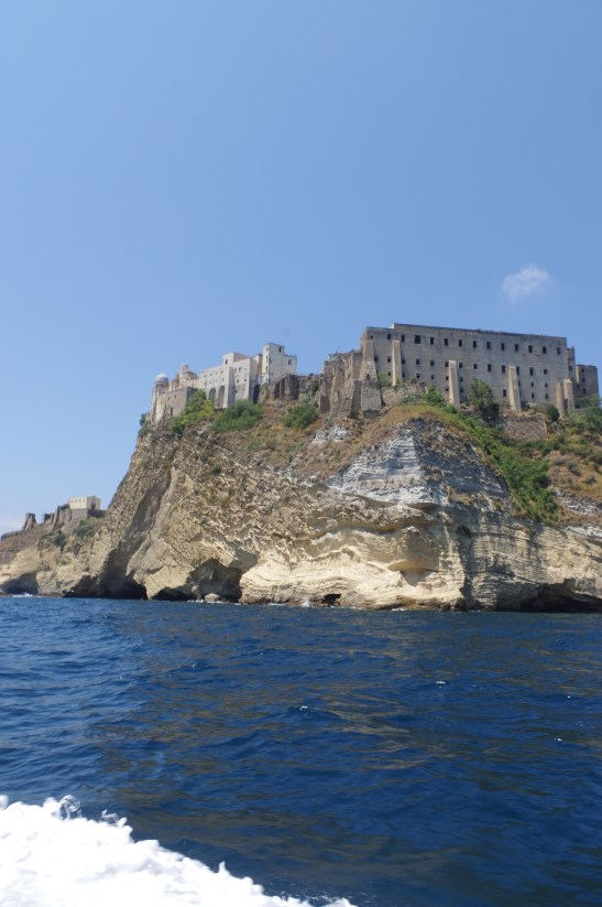 Hop on Naples Procida ferry and get to see Terra Murata