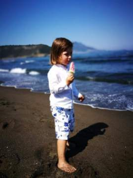 Life is a beach in Italy with kids - Procida island beaches