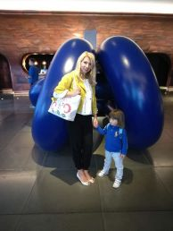 Southbank with kids: Mondrian hotel