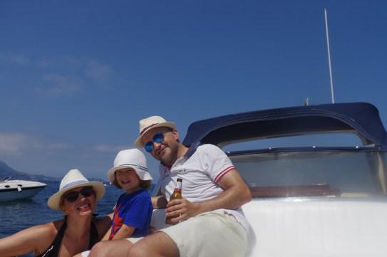 Sailing Naples golf