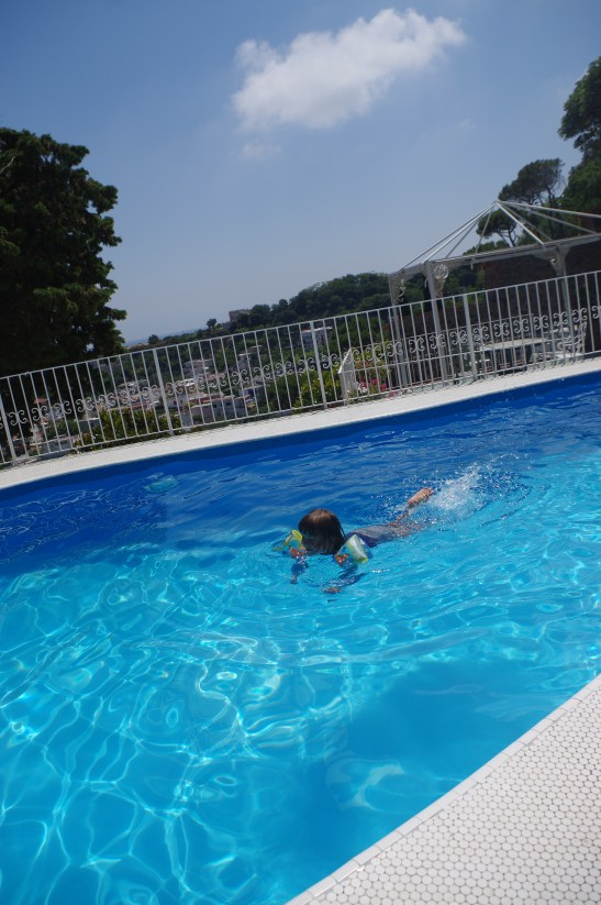 Ischia Dream Vision swimming pool