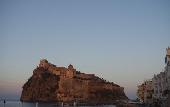 Iconic Castello Aragonese Ischia