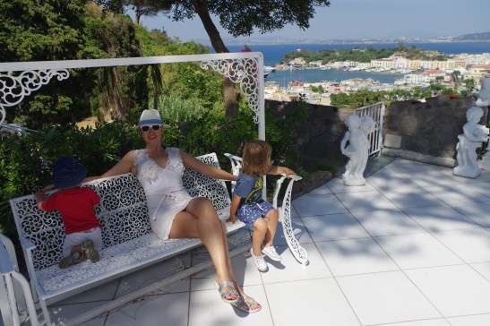 Ischia Dream Vision terrace