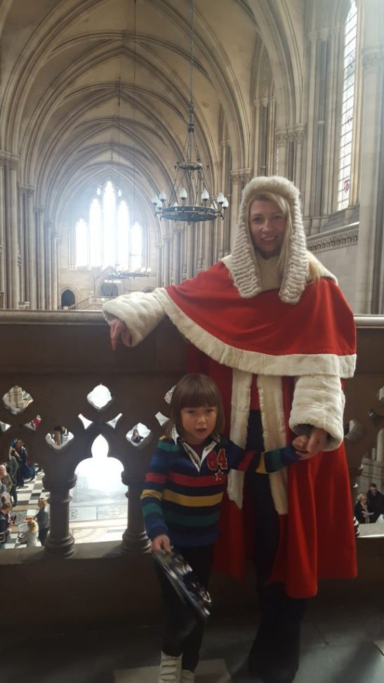 London Open House 2017: Royal Court of Justice
