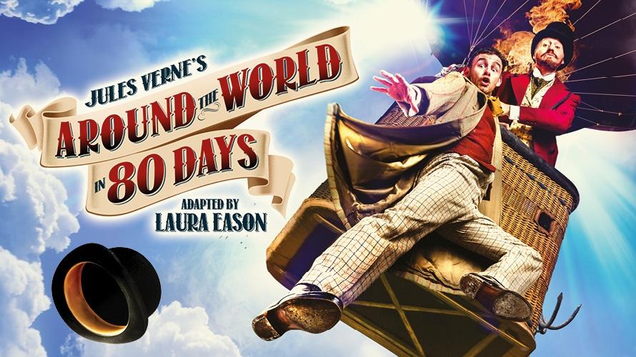Theatre with kids: Around the world in 80 days